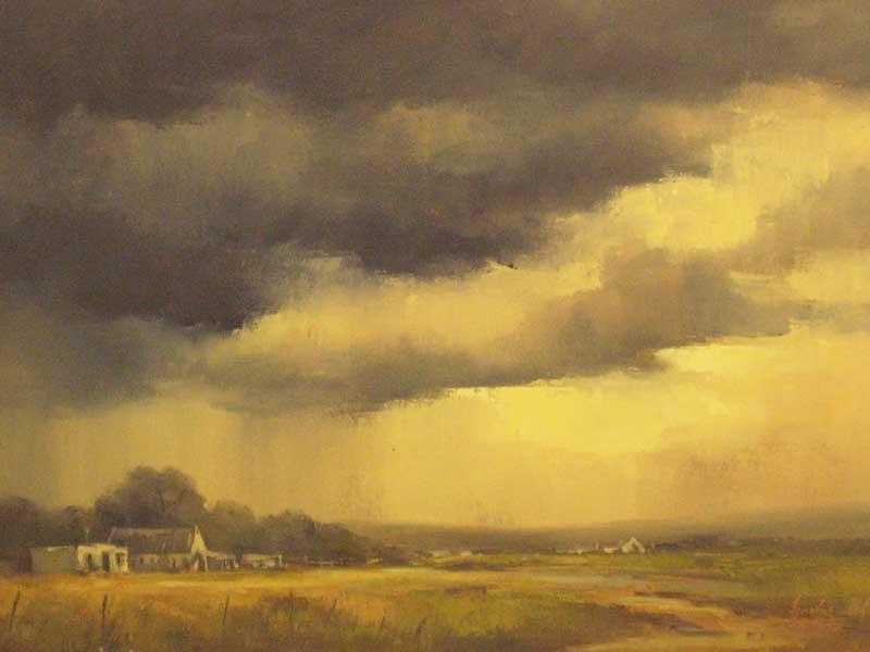 Transvaal Farm, Highveldt Storm