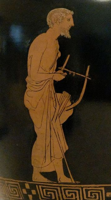 Lyre Teacher