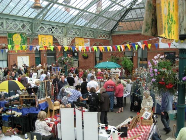 Market Indoors