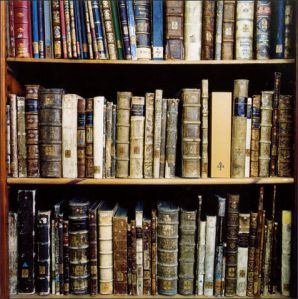 -Library_books